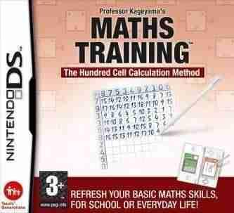 Descargar Professor Kageyamas Maths Training [MULTI5] por Torrent